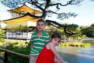 Kinkakuji Temple Kyoto3
