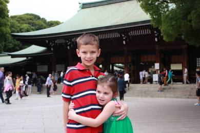 Meiji Shrine - Tokyo6