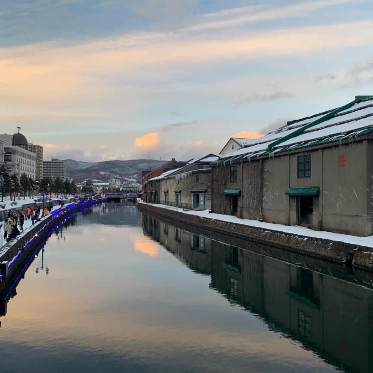 Otaru canal Hokkaido.jpg