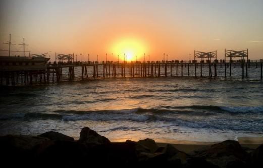 Redondo beach pier1