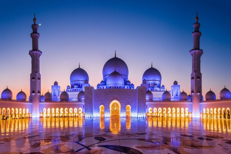 Grand Mosque Sheikh Al Zayed