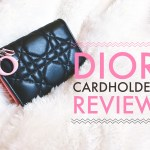 dior card holder review