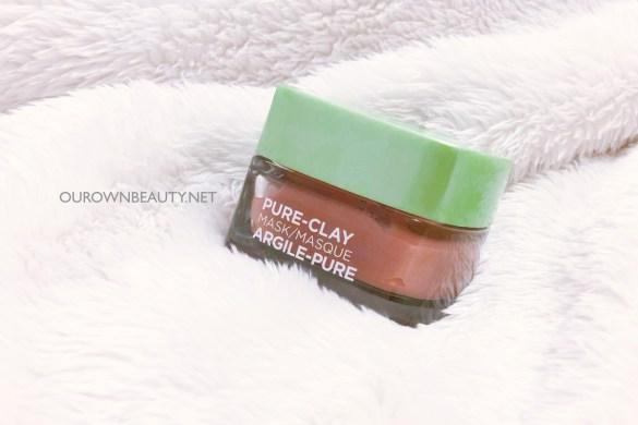 Mặt nạ đất sét l'oreal pure clay review đánh giá mỹ phẩm