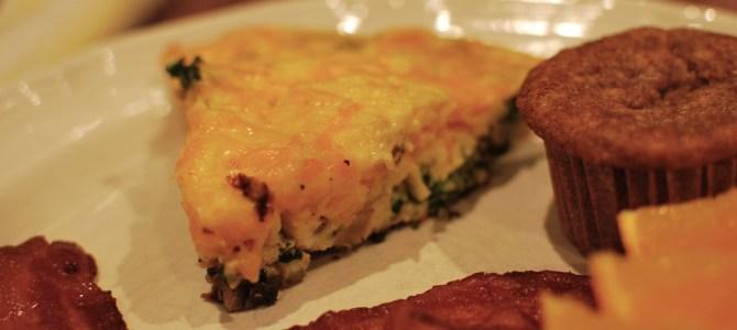 Easy, Creamy, Paleo Frittata