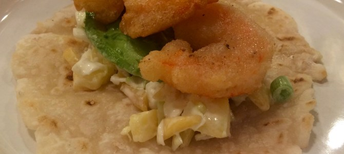 Tempura Shrimp – Paleo and AIP versions