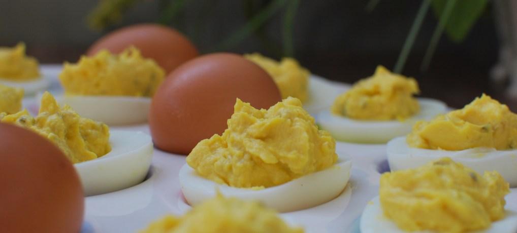 Heavenly Eggs