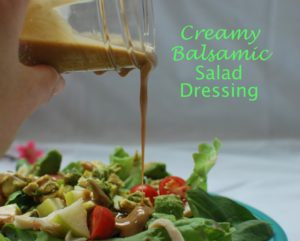 Creamy Balsamic Pic