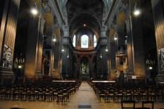 Saint-Sulpice interior