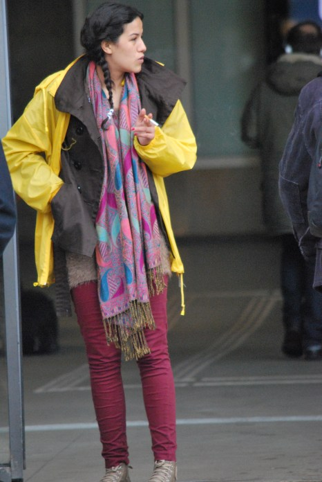 Parapluie : Raincoat
