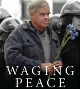 hartsough waging peace book cover