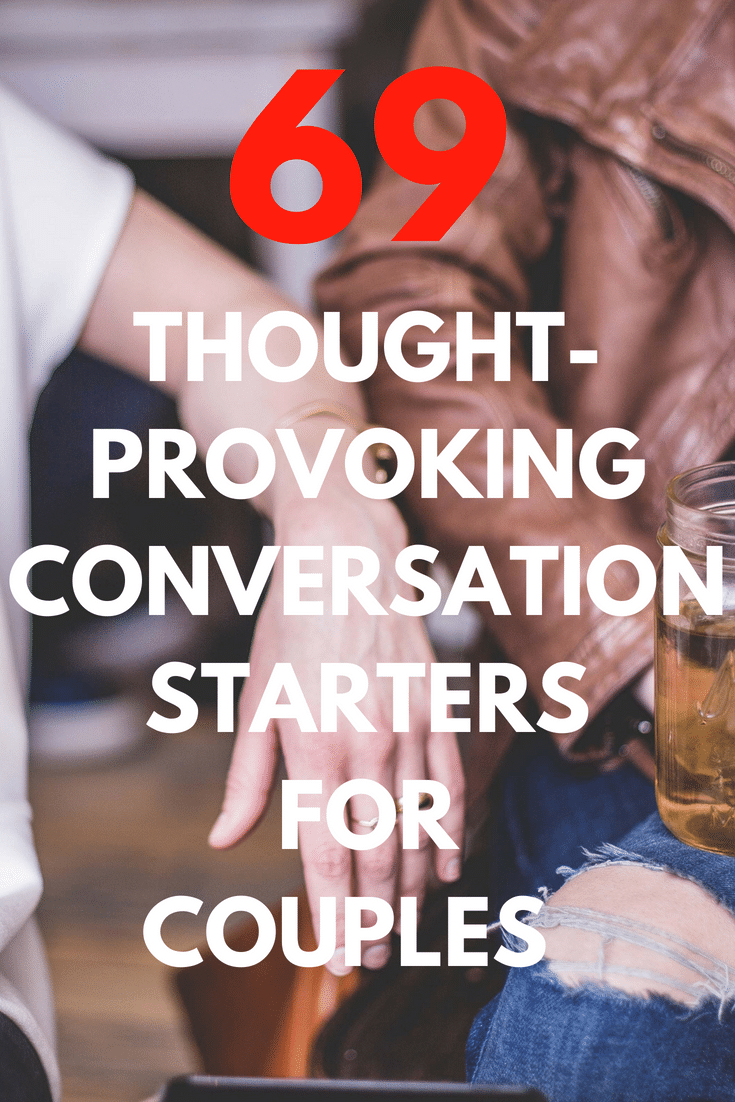 Questions for Couples - Discover 69 thought-provoking conversation starters that will enhance your relationship today. Fun, meaningful, and engaging questions that will help you both to get to know each other better, deeper, and talking for hours on your next date night, hike, staycation, vacation, or road trip. #opf #questionsforcouples #conversation #starters #couples #relationship #intimate #intimacy #marriage #datenights #beforemarriage #questions #boyfriend #girlfriend #husband #wife #partner #gettoknow #questions