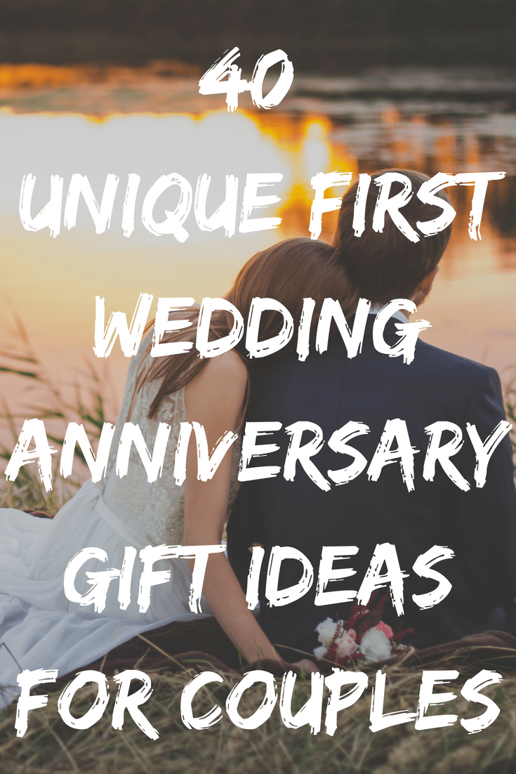 What To Get Your Wife For 1st Wedding Anniversary Deweddingjpg