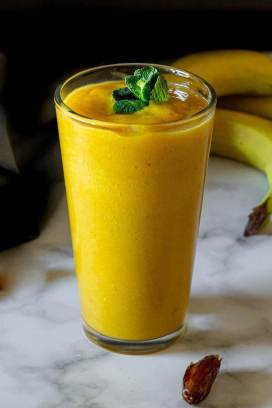 Best Mango Smoothie