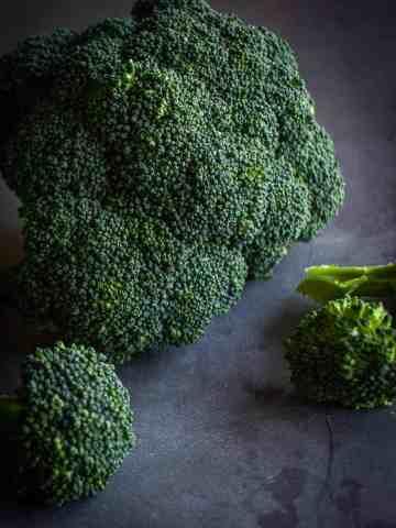 brócoli y verza