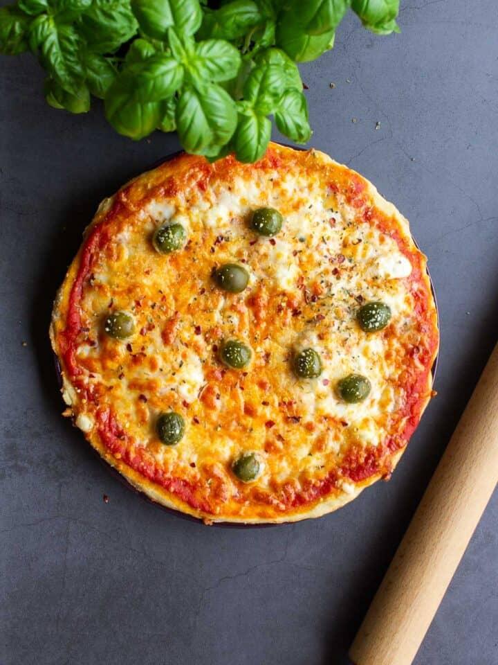 Basic Pizza Recipe