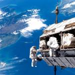 NASA celebrates the 50th Year of Spacewalking