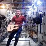 David Bowie's Space Oddity – ISS Cover