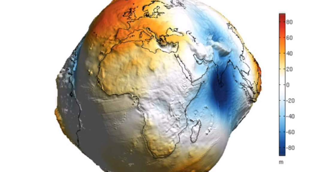 Earth's gravitational field