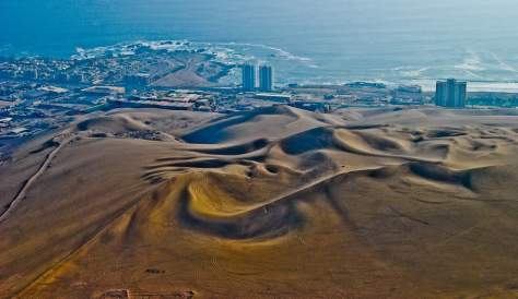 Driest Places on Earth - 8: Iquique, Chile