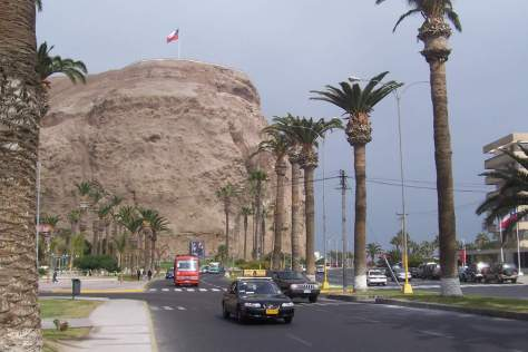 Driest Places on Earth - 2: Arica