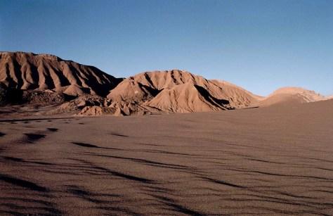 Driest Places on Earth - 2: Valle de la Luna