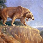 Top five largest prehistoric cats
