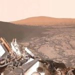 NASA Releases 360 Degrees Interactive Image of Mars