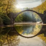 Rakotzbrücke (Rakotz Bridge, also known as Devil's Bridge)