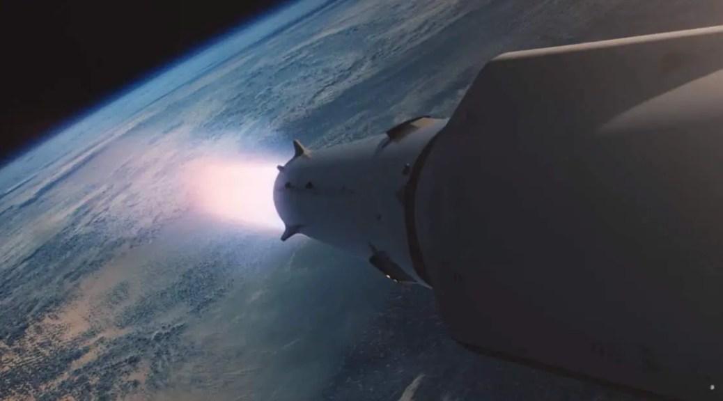 Interplanetary Transport System - Separation Stage