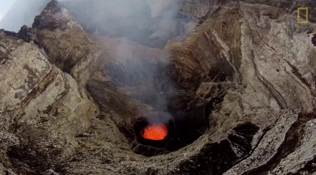Marum crater