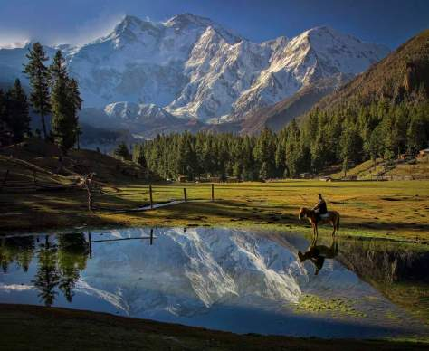 Earth facts - Nanga Parbat