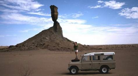 Recently Lost Natural Wonders - Mukurob