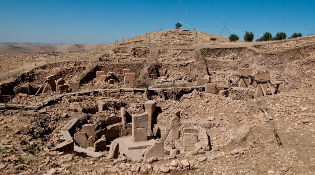 Ruins of Göbekli Tepe