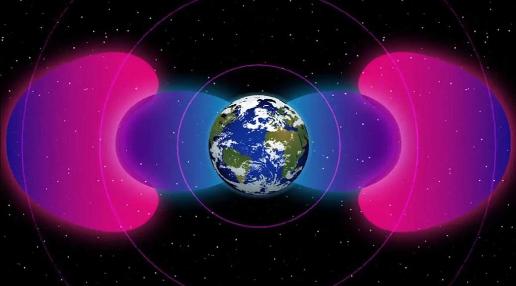 NASA's Van Allen Probes Spot Human-Made Barrier Surrounding Earth
