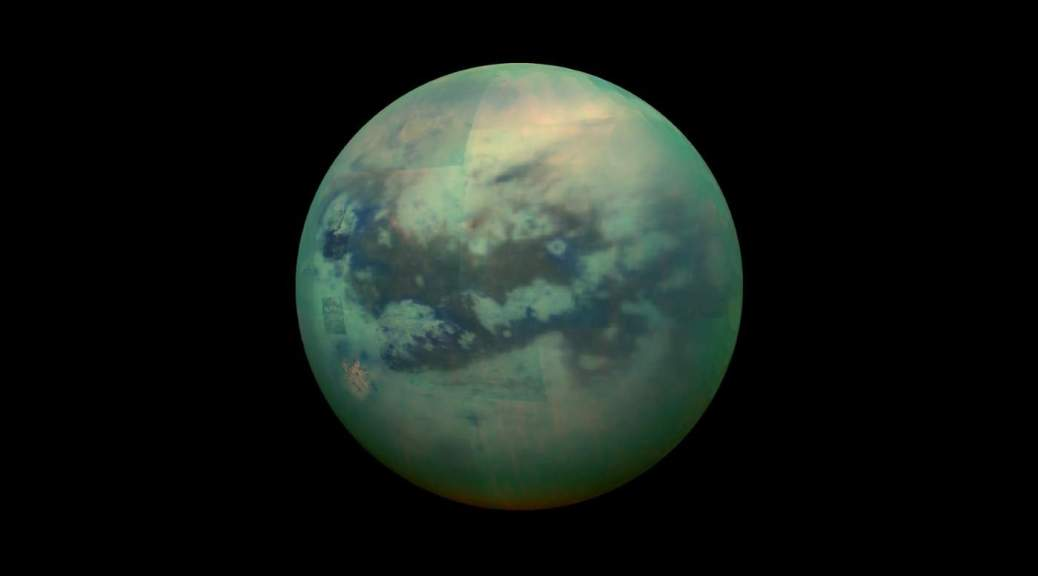 Let's colonize Titan