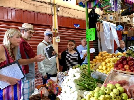 Mercado Ignacio Ramirez in San Miguel de Allende