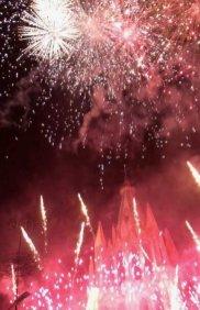 Sky lit up for Independence Day celebrations