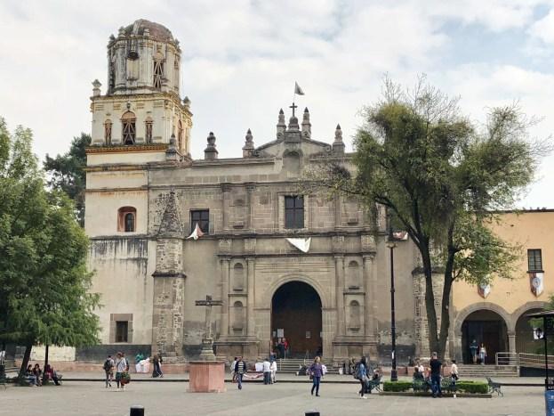 Parroquia de Coyoacan