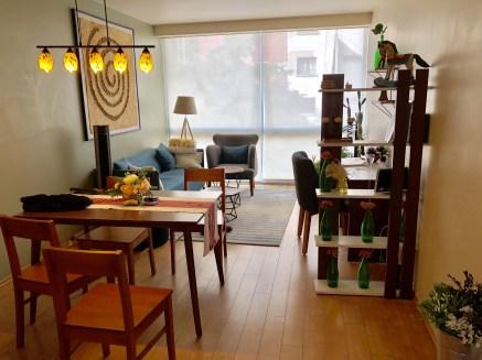 1st AirBnb apartment