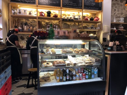 Panio for pastries