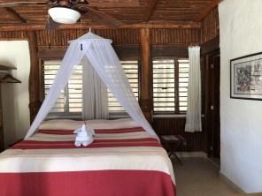 Simple room at Tita Tulum