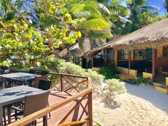 Tita Tulum bungalows