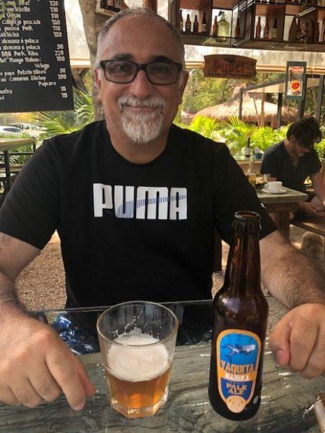 Encanto Cantina beer garden