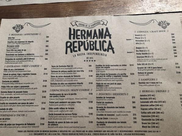 Hermana Republica