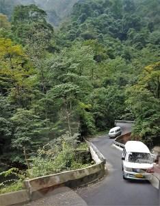 Fanjing Mountain Tongren Guizhou China