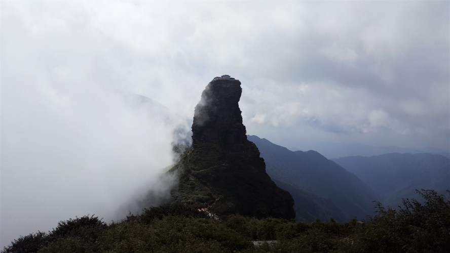 Fanjing Mountain Tongren Guizhou China