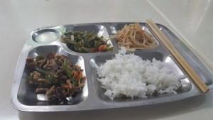 School Canteen Food China