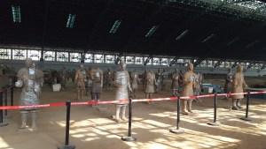 Terra Cotta Warriors Xian China Pit 1
