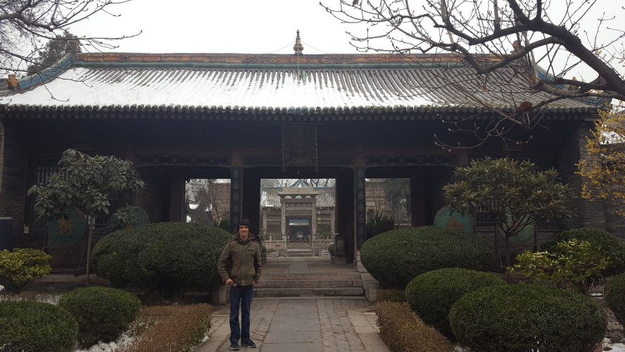 Great Mosque Xian China Our Quarter Life Adventure