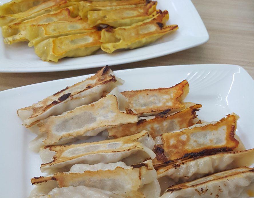Dumplings Taipei Taiwan